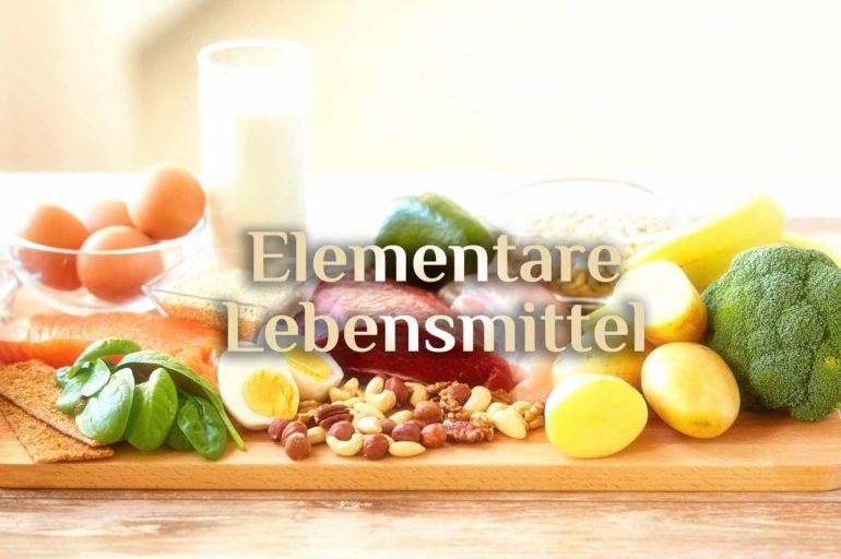 Lebensmittel nach den 5 Elementen | Ernährung auf Basis der Elemente