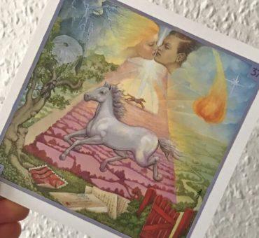 Traumkarte 💭 | 17. September – 23. September | Wochenimpuls 💖