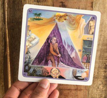 Traumkarte 💭 | 08. Oktober – 14. Oktober | Wochenimpuls 💖