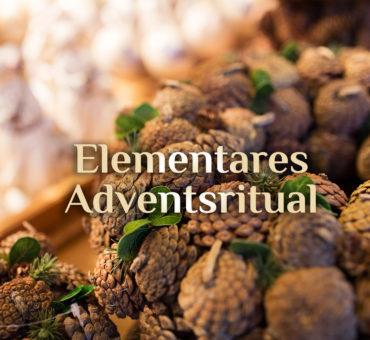 Elementares Adventsritual 🕯️ spirituelles Ritual zum Advent 🌟 Adventssonntags-Rituale
