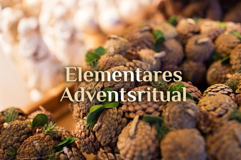 Elementares Adventsritual 🕯️| spirituelles Ritual zum Advent | 🌟 Adventssonntags-Rituale