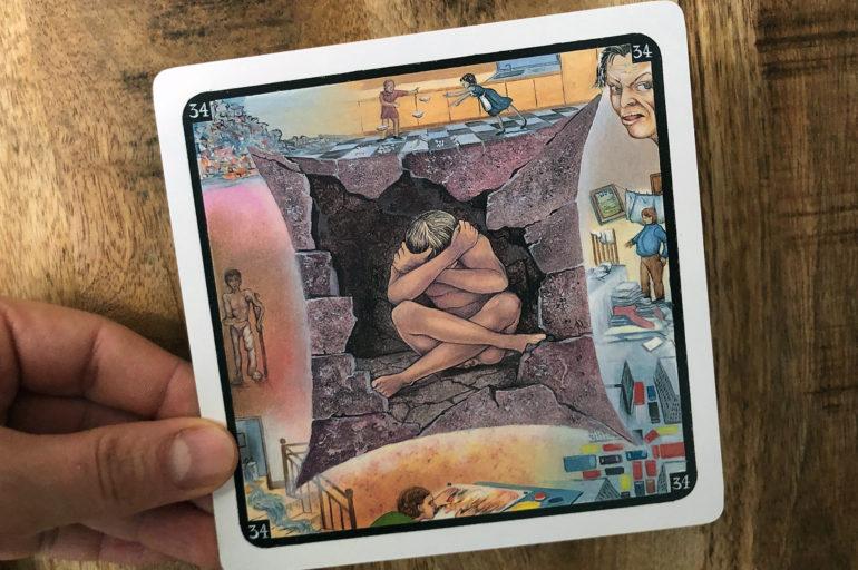 Traumkarte 💭 | 12. November – 18. November 2018 | Wochenimpuls 🔮