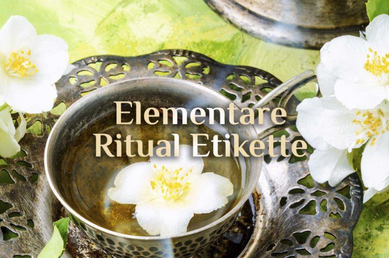 Grundlagen Etikette  🔮 | Etikette bei Ritualen |  🔮 Elementare Ritualetikette