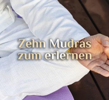 10 wichtige Mudras 👐🏻 Yoga für Deine Hände 👐🏻 elementare Mudras