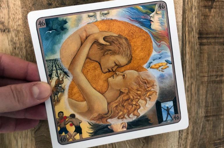 Traumkarte 💭 | 04. Februar 2019 – 10. Februar 2019 | Wochenimpuls 🔮