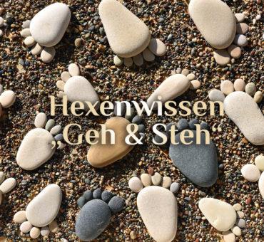 """Magie der Füße 🦶🏻Fünf Fuß-Übungen 🦶🏻Fußmagie """"Geh & Steh"""""""