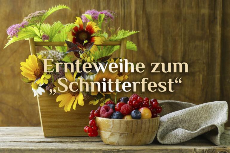 Schnitterfest 🌾 Fest zur Erntezeit 🌾 Schnitterinnenfest