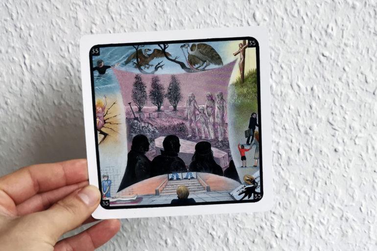 Traumkarte 💭 21. Oktober 2019 – 27. Oktober 2019 🔮 Wochenimpuls