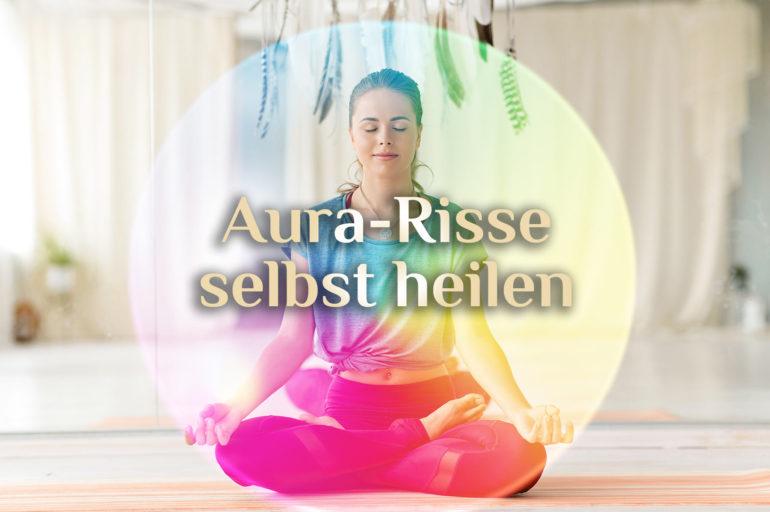 Aura-Risse 🌈 Beschädigte Aura 🌈 Risse in der Aura