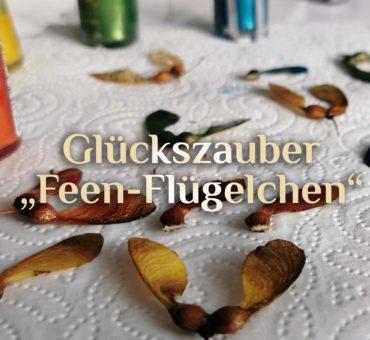 """Glückszauber """"Feenflügel"""" 🧚♀️ Zauber """"Flügel der Fee"""" 🧚♂️"""