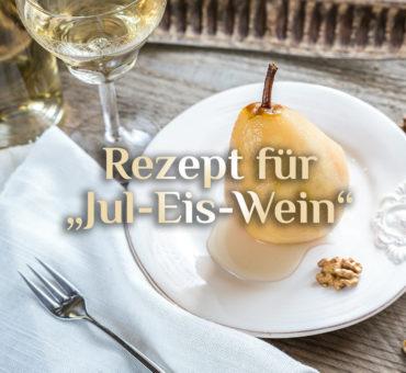 Jul-Wein Rezept 🍷 Wein des Jahreswechsels 🍷 Zubereitung Equinox-Wein