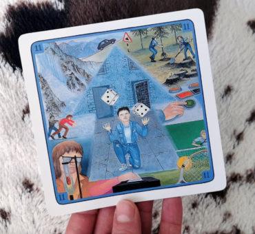 Traumkarte 💭 02. Dezember – 08. Dezember 2019 🔮 Wochenimpuls