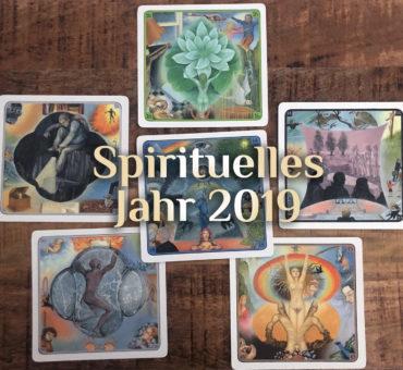 Spiritueller Jahresrückblick 🎊 Das Jahr 2019 endet