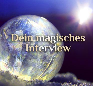 Dein magisches Interview 🦸♀️ Die spirituellen Helden unserer Neuzeit 🦸♂️
