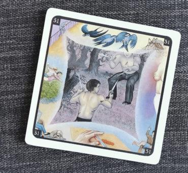 Traumkarte 💭 23. März 2020 – 29. März 2020 🔮 Wochenimpuls