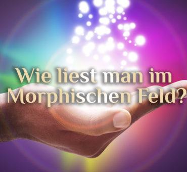"Das Morphische Feld 🛡️ Lesen im morphogenetischen Feld 🛡️ ""Morphic Field"""
