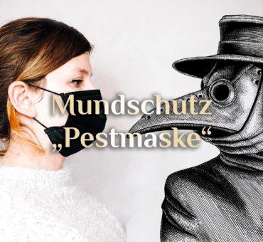 """Alltagsmasken 😷 Corona Masken 😷 """"Pestmasken"""""""