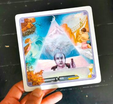 Traumkarte 💭 29. Juni – 05. Juli 2020 🔮 Wochenimpuls
