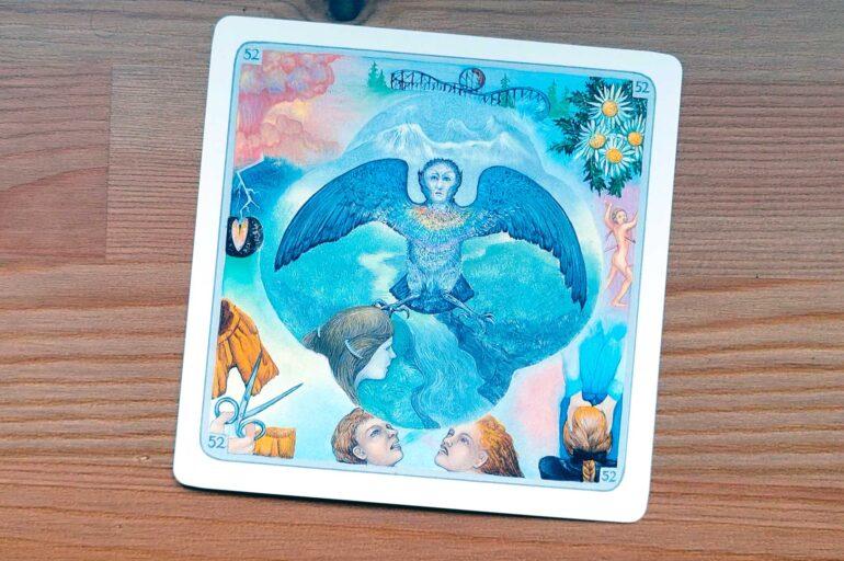 Traumkarte 💭 10. August – 16. August 2020 🔮 Wochenimpuls