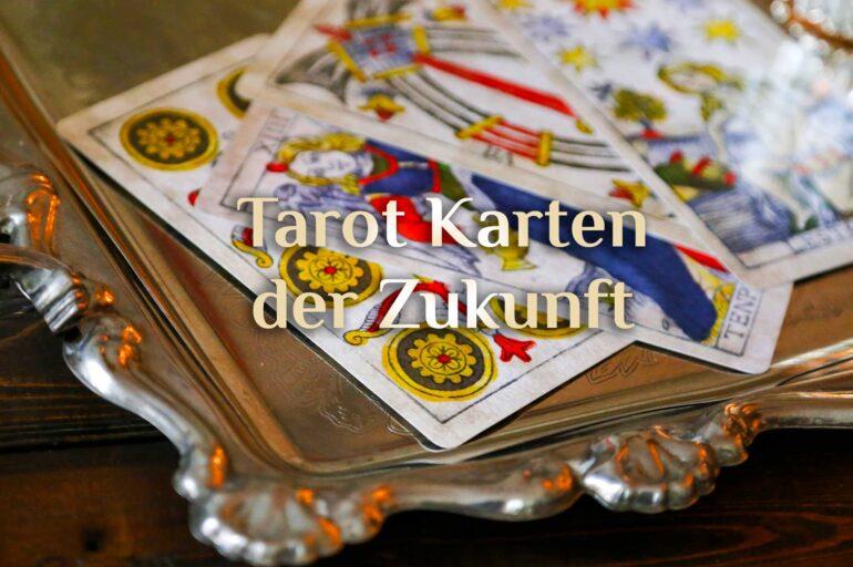 Tarot & Weissagung 🃏 Grundwissen Kartenlegen 🃏 Tarotkarten