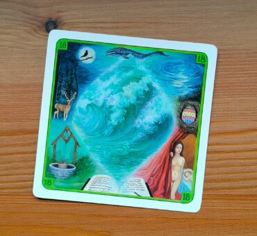Traumkarte 💭 03. August – 09. August 2020 🔮 Wochenimpuls