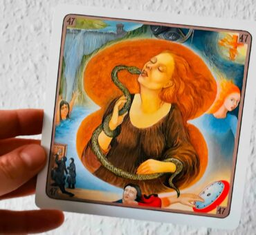 Traumkarte 💭 19. Oktober – 25. Oktober 2020 🔮 Wochenimpuls