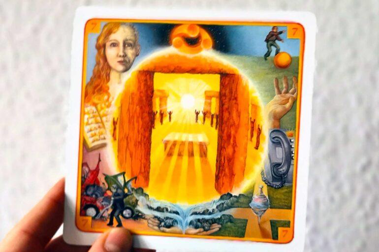 Traumkarte 💭 126. Oktober – 01. November 2020 🔮 Wochenimpuls