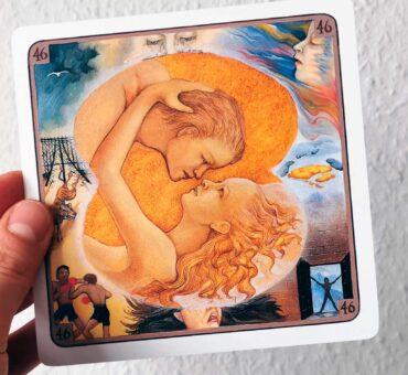 Traumkarte 💭 12. Oktober – 18. Oktober 2020 🔮 Wochenimpuls