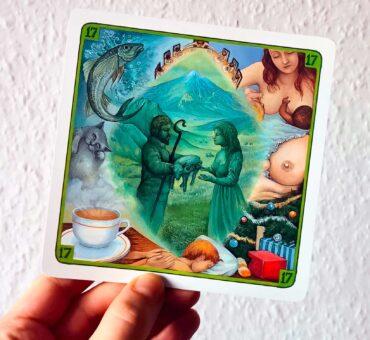 Traumkarte 💭  16. November – 22. November 2020 🔮 Wochenimpuls