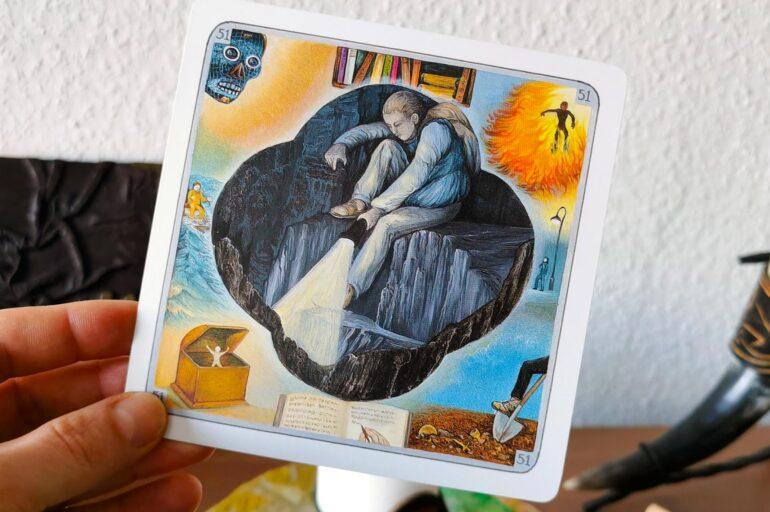 Traumkarte 💭 01. Februar – 07. Februar 2021 🔮 Wochenimpuls