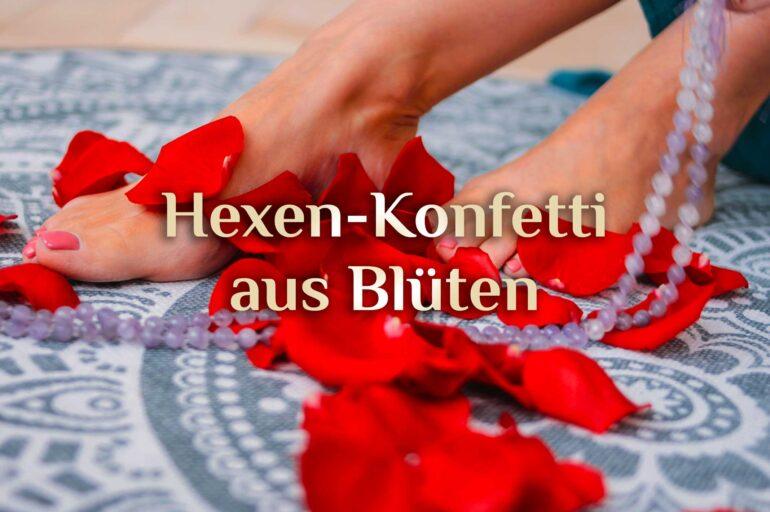 Blumen Konfetti 💐 Blüten & Samen Konfetti 💐 kompostierbares Konfetti