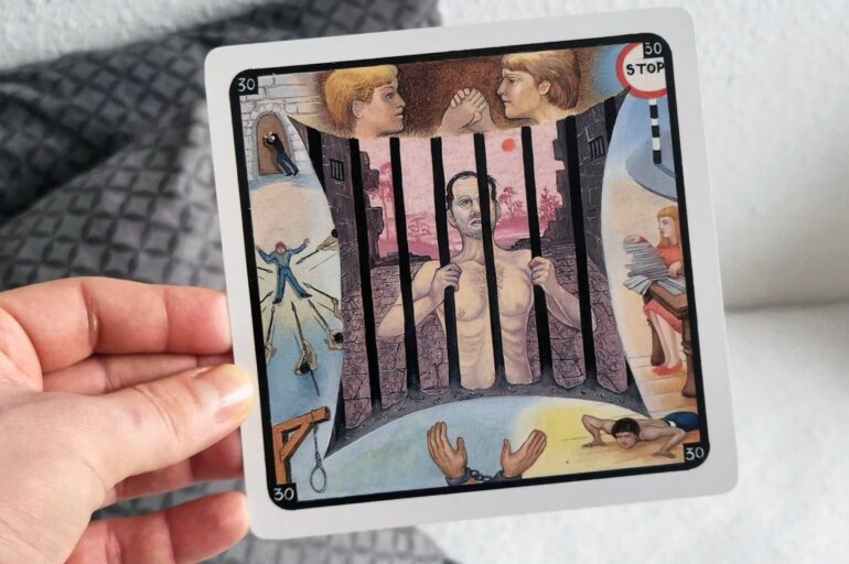Traumkarte 💭 12. April – 18. April 2021 🔮 Wochenimpuls