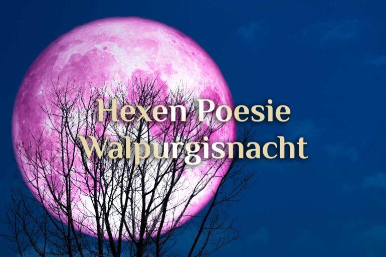 Hexen Poesie 🧹 Des Hexers Walpurgisnacht 🧹 Harzer Hexer