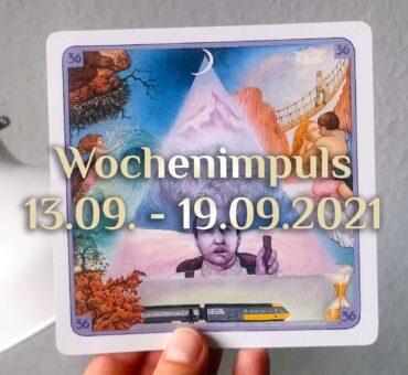 Traumkarte 💭 13. September – 19. September 2021 🔮 Wochenimpuls